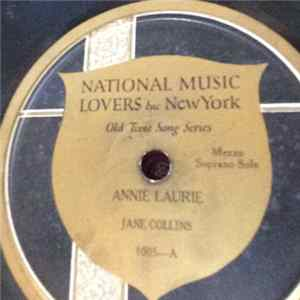 Jane Collins / Hugh Donovan - Annie Laurie / Ben Bolt Album