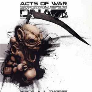 Various - Acts Of War Album