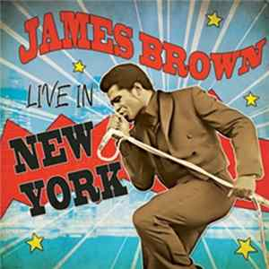 James Brown - Live in New York Album