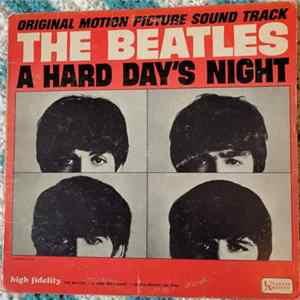 The Beatles - A Hard Day's Night (Original Motion Picture Sound Track) Album