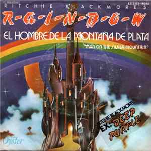 Ritchie Blackmore's Rainbow - El Hombre De La Montaña De Plata = Man On The Silver Mountain Album